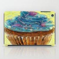 cupcakes iPad Cases featuring Cupcakes by A.Aenska-Cholpanova