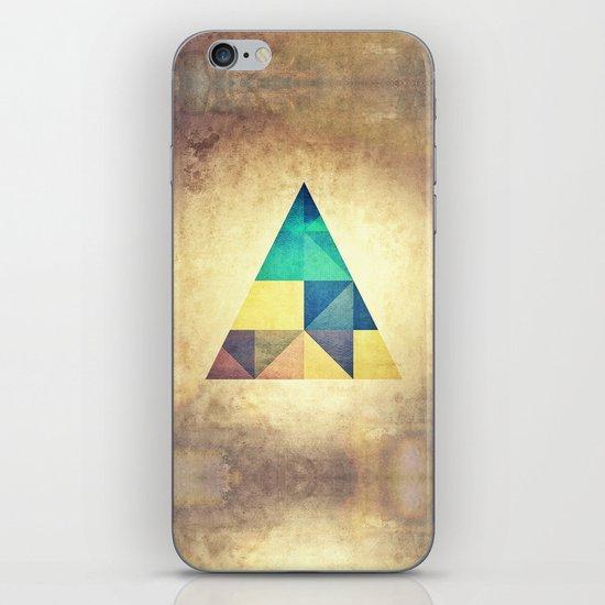 ancyynt gyomytry iPhone & iPod Skin