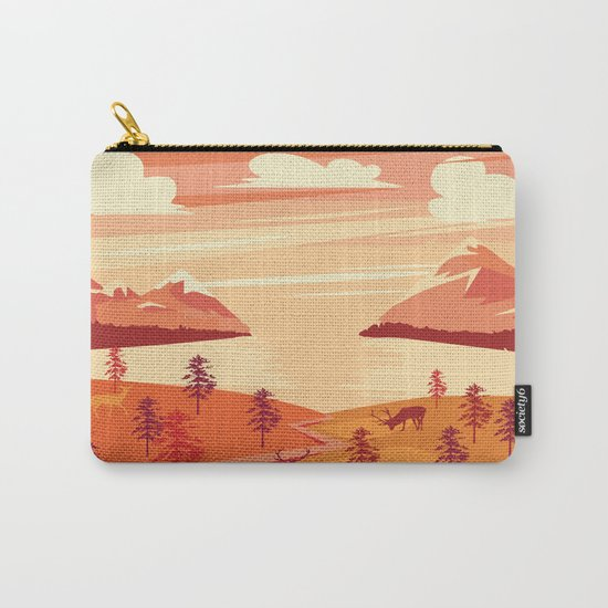 My Nature Collection No. 29 Carry-All Pouch