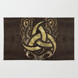 Horn of Odin Rug