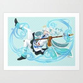 Epileo Art Print