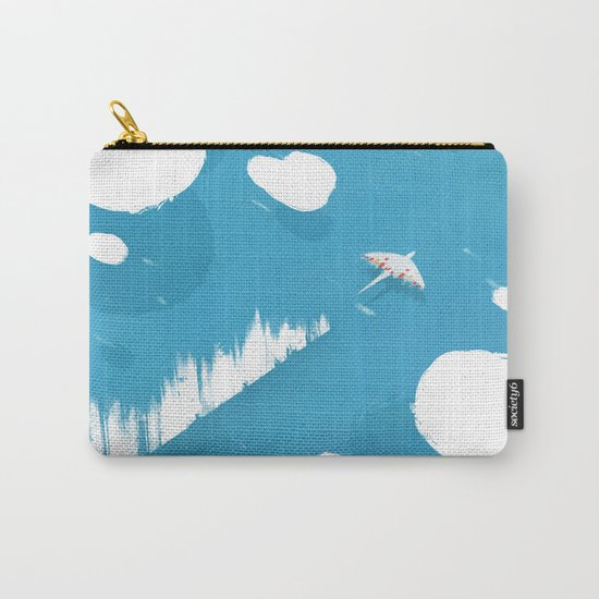 sea skimmer Carry-All Pouch