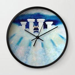HEAVEN'S GATES Wall Clock