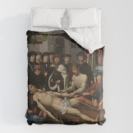 The Judgment of Cambyses Comforters
