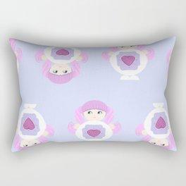 Sweet Secret Rectangular Pillow