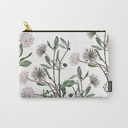 Verbena flowers Carry-All Pouch