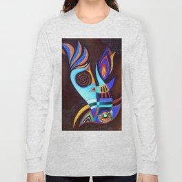 abstract  #218 Long Sleeve T-shirt