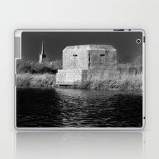 dark times... Laptop & iPad Skin