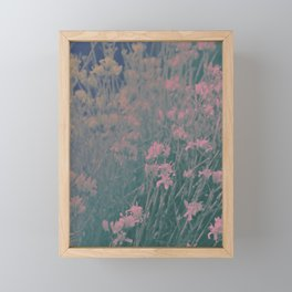 Capricious Floral II Framed Mini Art Print