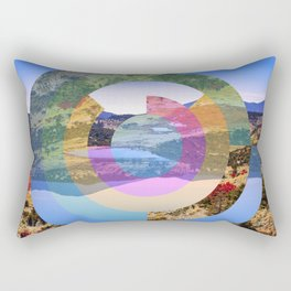 See Yourself Differently Rectangular Pillow