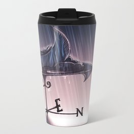 one and lonely Metal Travel Mug