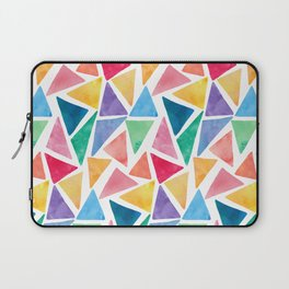 Colorful triangle Laptop Sleeve