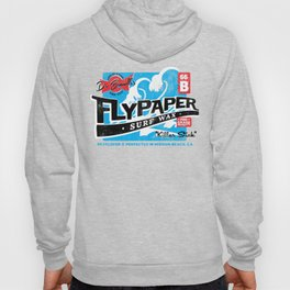 Dr. Brundle's Flypaper Surf Wax - it's a killer stick! Hoody