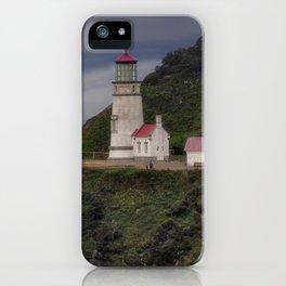 Heceta Head Lighthouse - Oregon iPhone Case