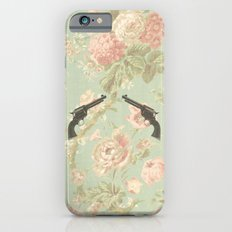 Guns & Flowers iPhone 6s Slim Case