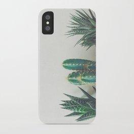 Cactus & Succulents II iPhone Case