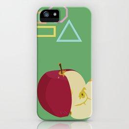 Trying Hard III iPhone Case