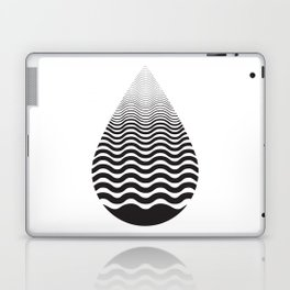 Water Drop Laptop & iPad Skin