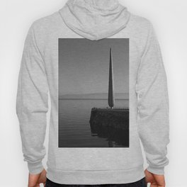 Fid Monument Moville Donegal bw Hoody