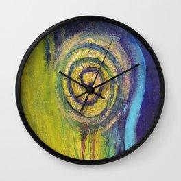 Inner Garden 2 Wall Clock