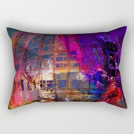 Atomium 58 Rectangular Pillow