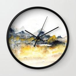 Release to Sleep Wall Clock