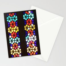 Stained in Ukraine Stationery Cards
