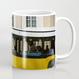 Bus in Stuttgart Coffee Mug