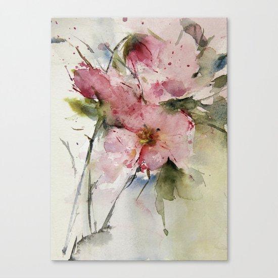 flowers from Arcen Canvas Print