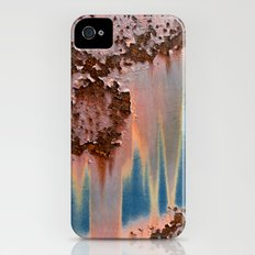 Metal Galaxy Slim Case iPhone (4, 4s)