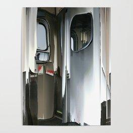 Subway Door Poster