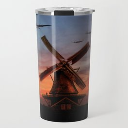 The Bombers Are Coming Travel Mug