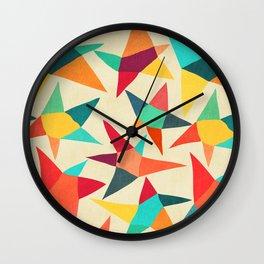 Dancing Stars Wall Clock