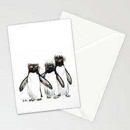 Macaroni Penguin Gang Stationery Cards