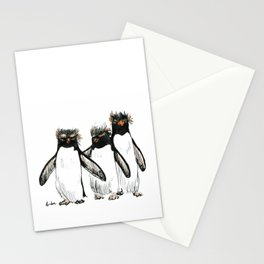 Macaroni Penguin Gang Stationery Cards