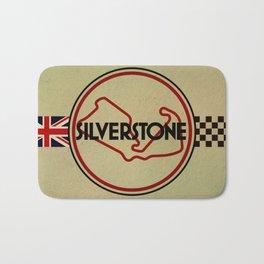 Silverstone, gentlemen racing Bath Mat