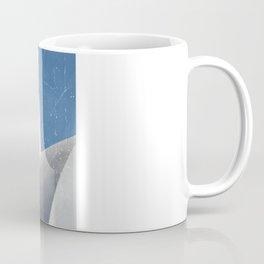 Greek Building  Coffee Mug