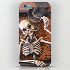 Rucus Studio Gentleman Skeleton iPhone 6s Plus Slim Case