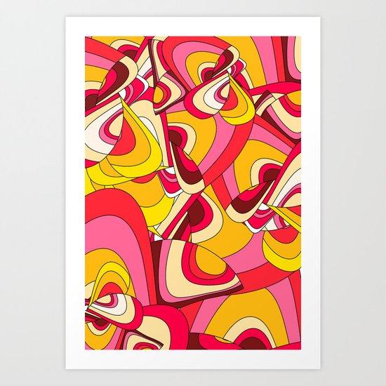 o emilio Art Print
