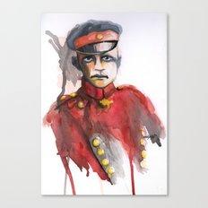 le petit Rouge (Little Red) Canvas Print