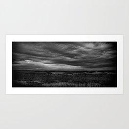 Savannah Storm Art Print