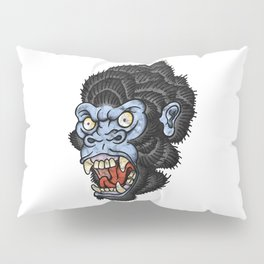 Gorilla Pillow Sham