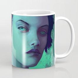 Moon Girl Coffee Mug