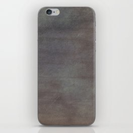 Textured fabric for background and texture iPhone Skin