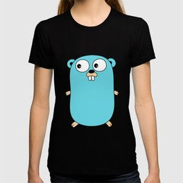 Gopher - Golang T-shirt