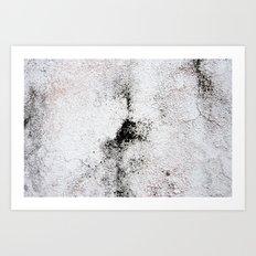 The Right Spot Art Print