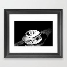 Teacup 1 Framed Art Print