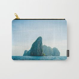 Far Places Carry-All Pouch