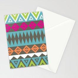 Aztec Pattern No. 17 Stationery Cards