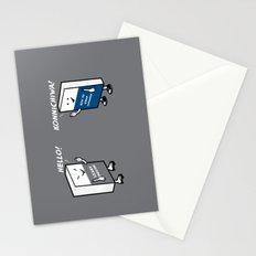 Say Hello Stationery Cards